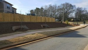 Privacy Fence in Flowery Branch